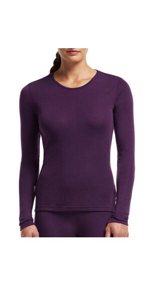 Icebreaker Everyday Merinoundertøj Damer violet